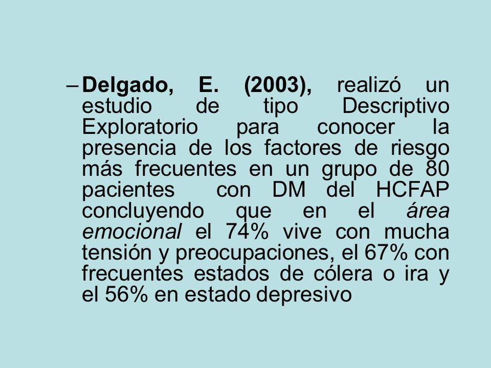 Delgado, E.