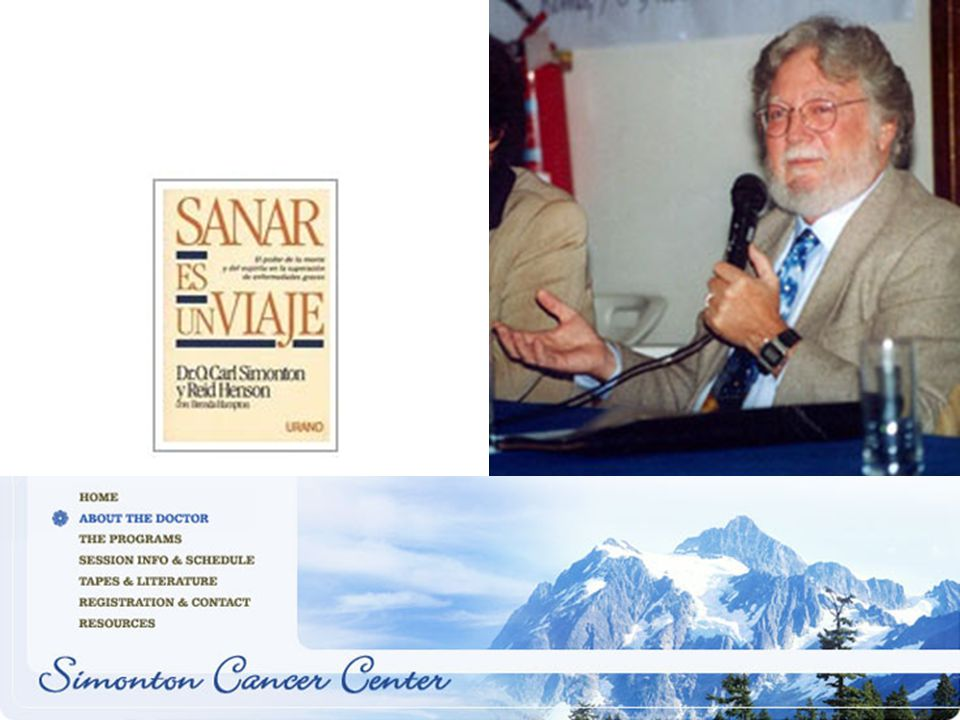 Dr. Carl Simonton