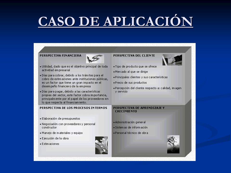 CASO DE APLICACIÓN