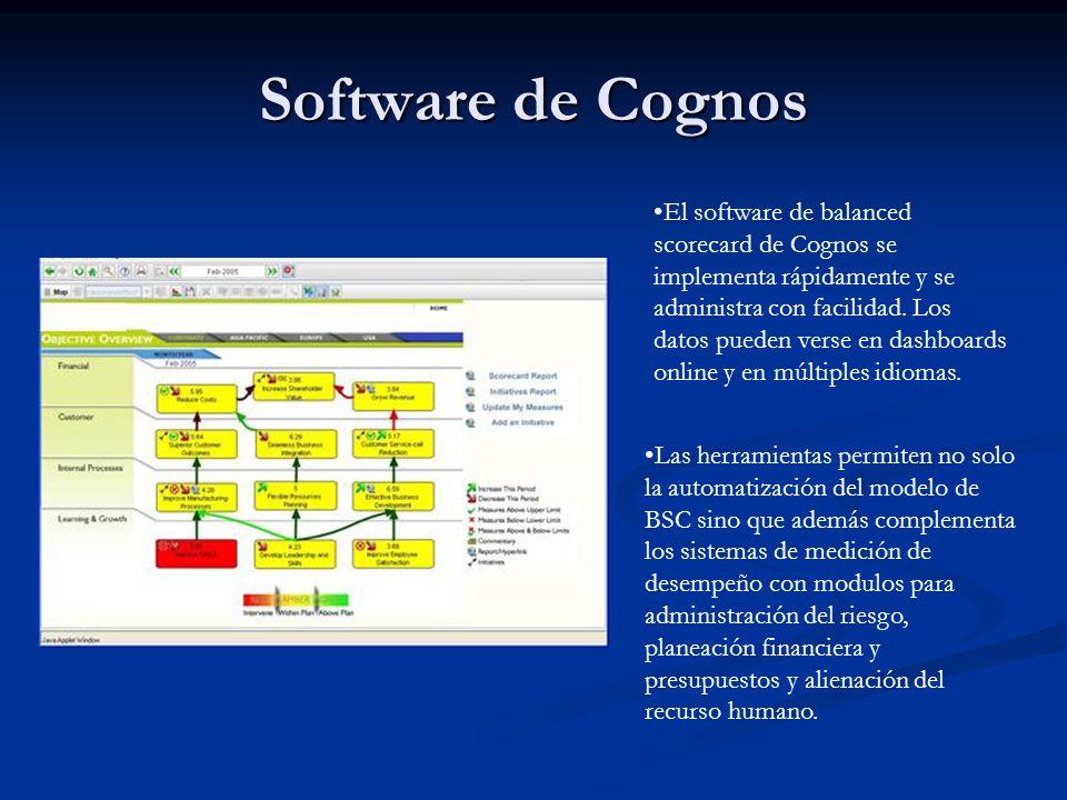 Software de Cognos