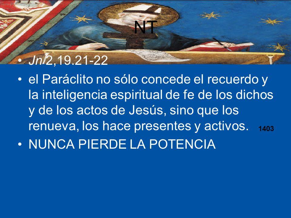 NT Jn 2,19.21-22.