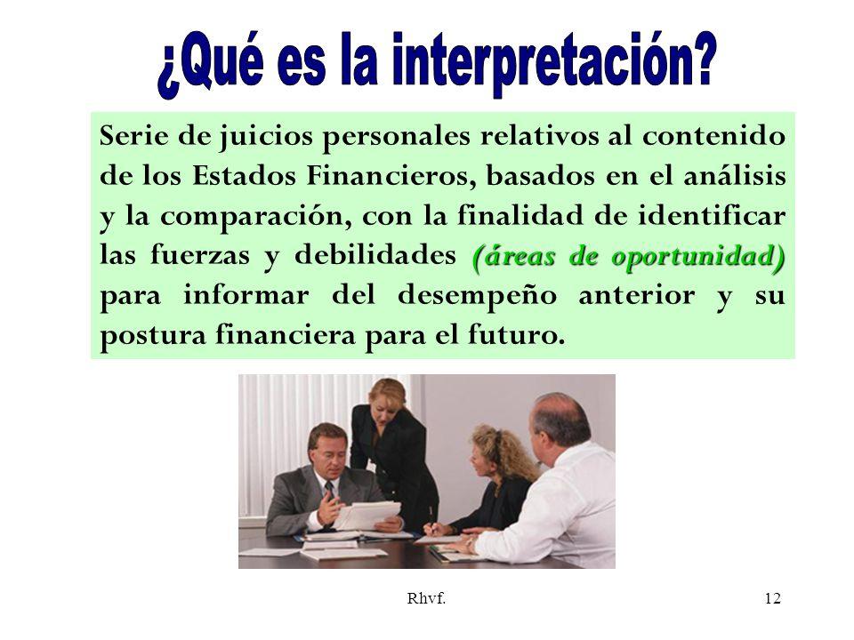 ¿Qué es la interpretación