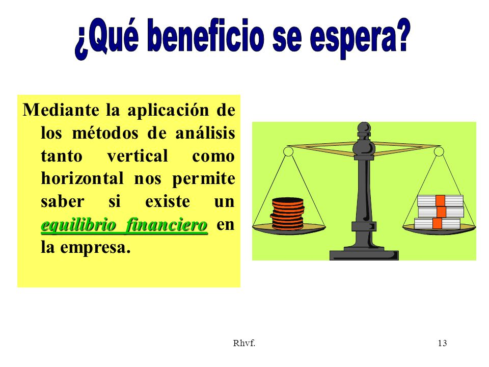 ¿Qué beneficio se espera