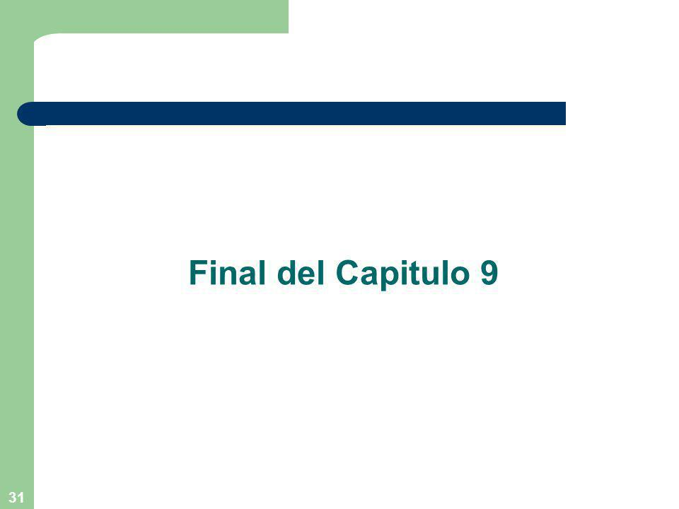 Final del Capitulo 9