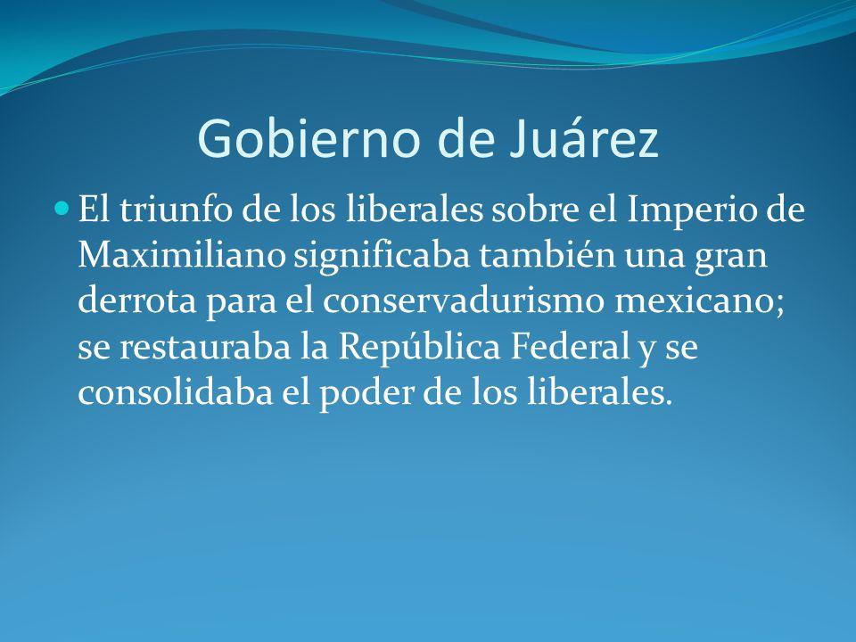 Gobierno de Juárez