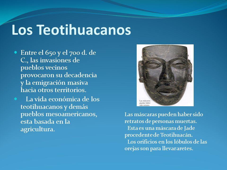 Los Teotihuacanos
