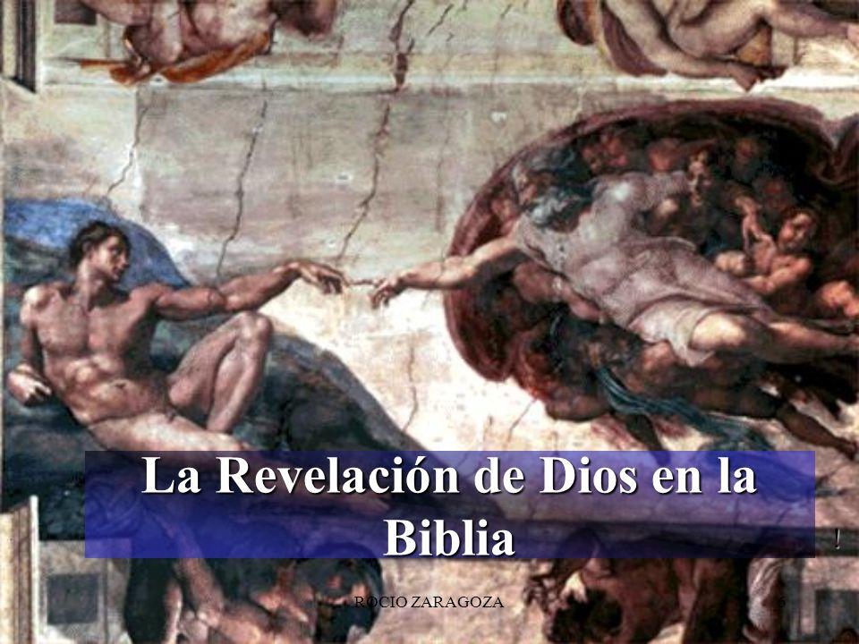 La Revelación de Dios en la Biblia