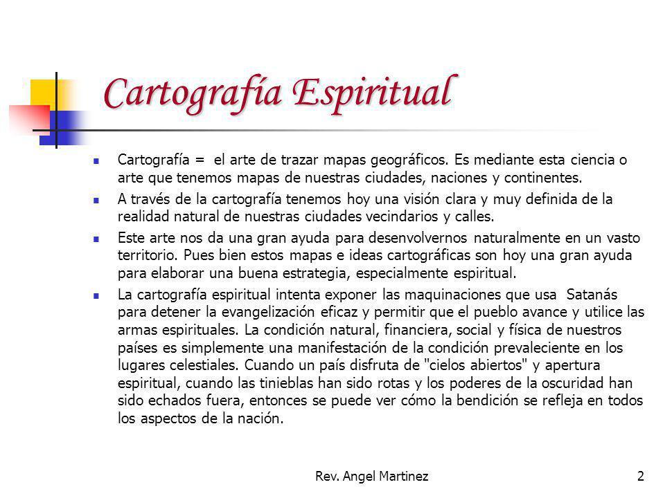 Cartografía Espiritual