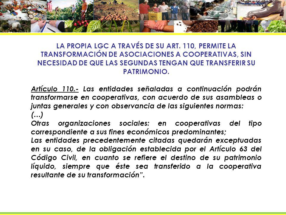 LA PROPIA LGC A TRAVÉS DE SU ART