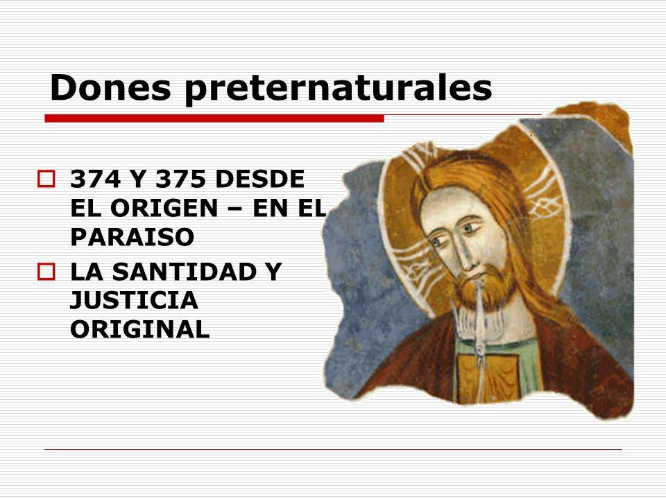 Dones preternaturales