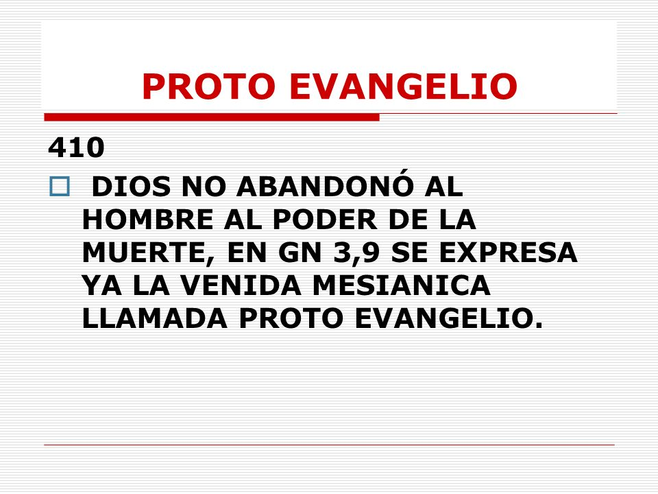 PROTO EVANGELIO 410.