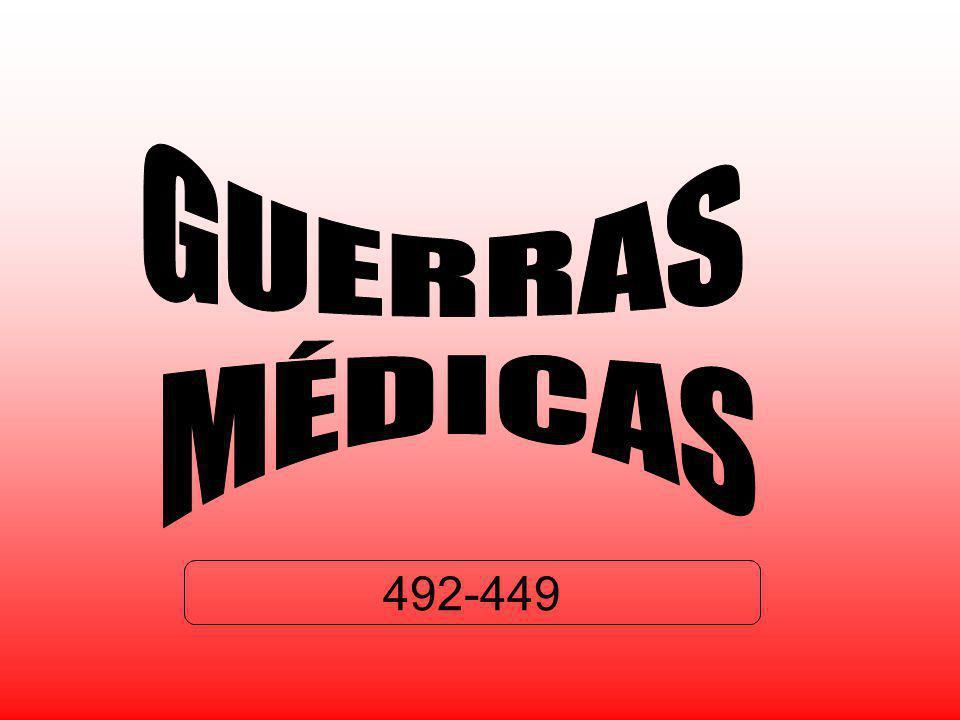 GUERRAS MÉDICAS 492-449