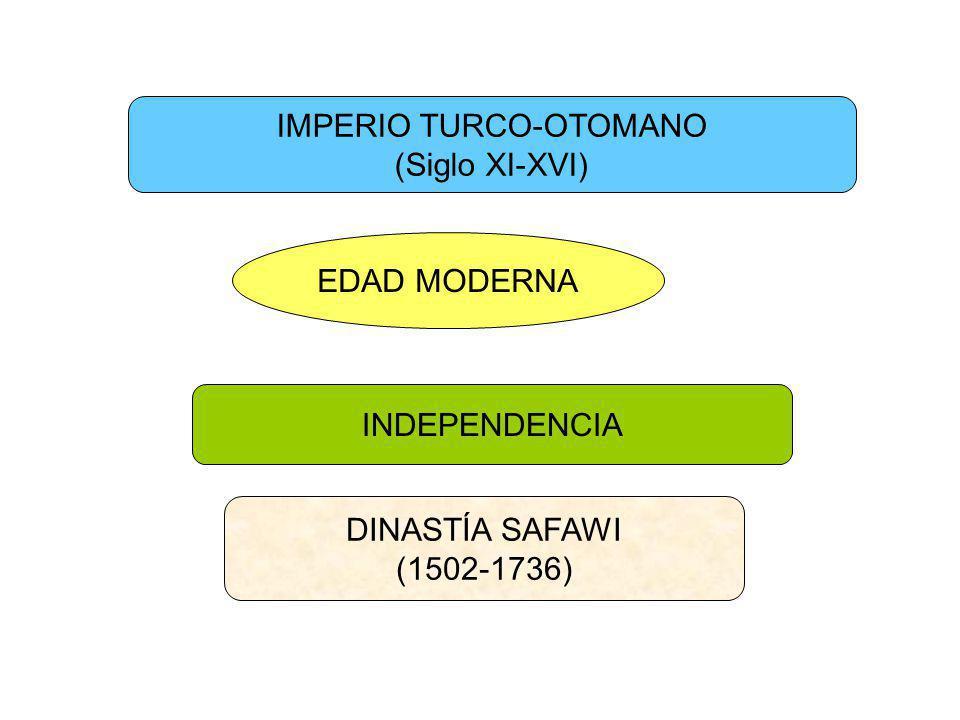 IMPERIO TURCO-OTOMANO