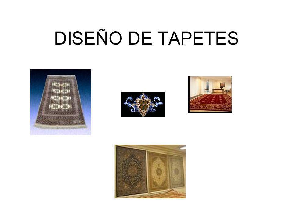 DISEÑO DE TAPETES