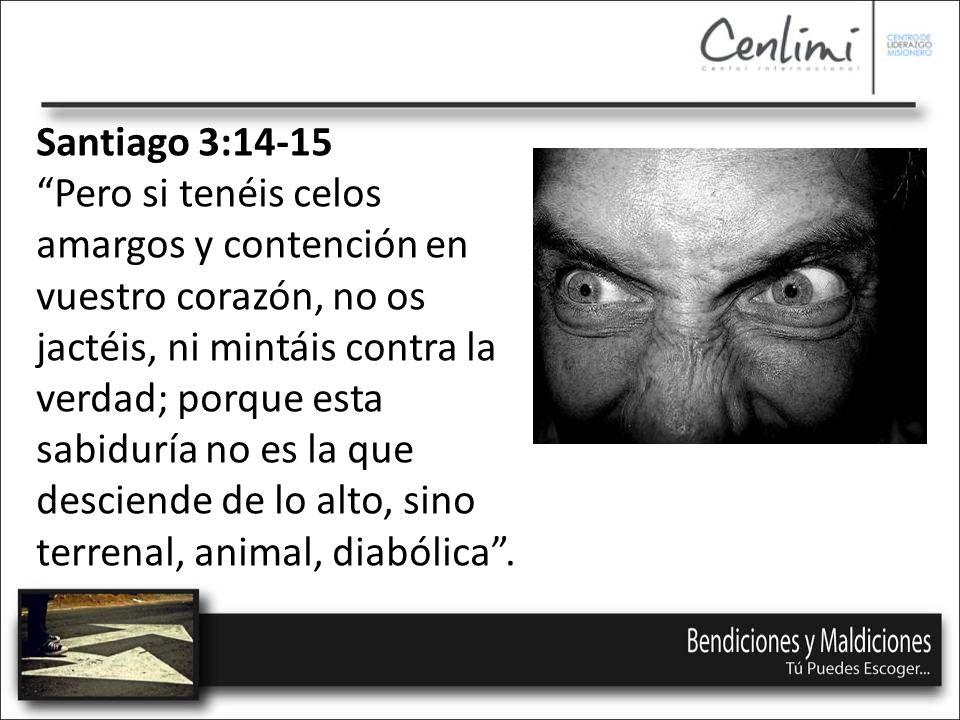 Santiago 3:14-15