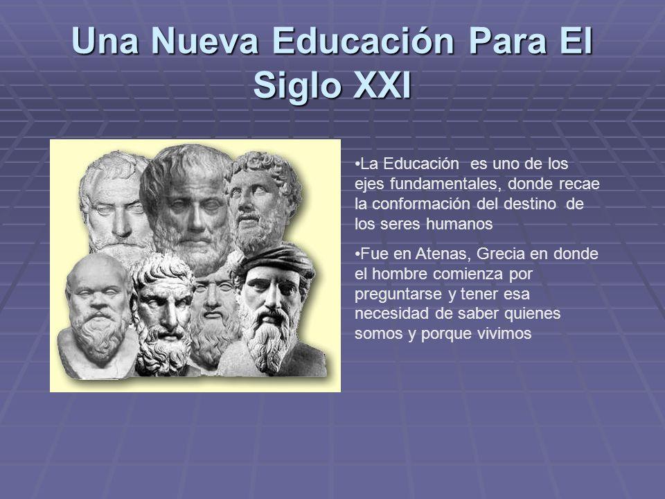 Una Nueva Educación Para El Siglo XXI
