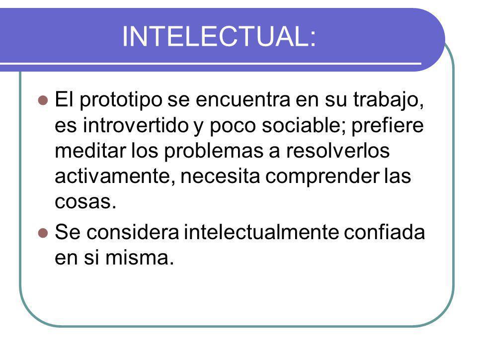 INTELECTUAL: