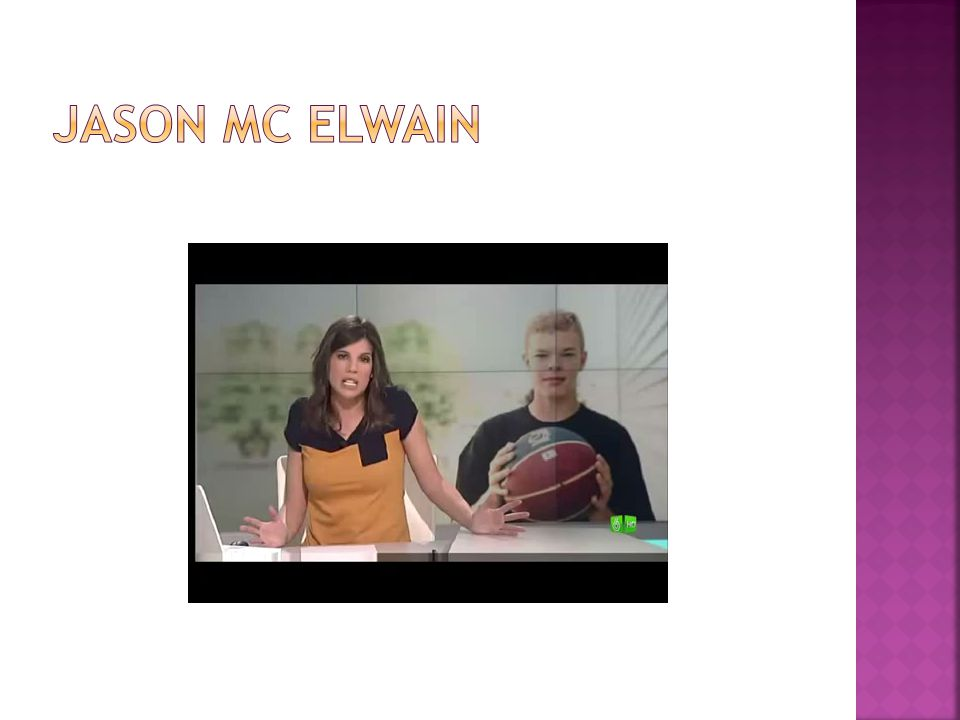 JASON MC ELWAIN