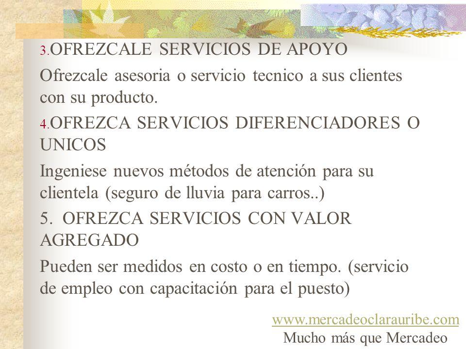 OFREZCALE SERVICIOS DE APOYO
