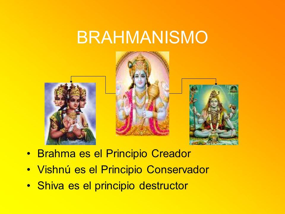 BRAHMANISMO Brahma es el Principio Creador