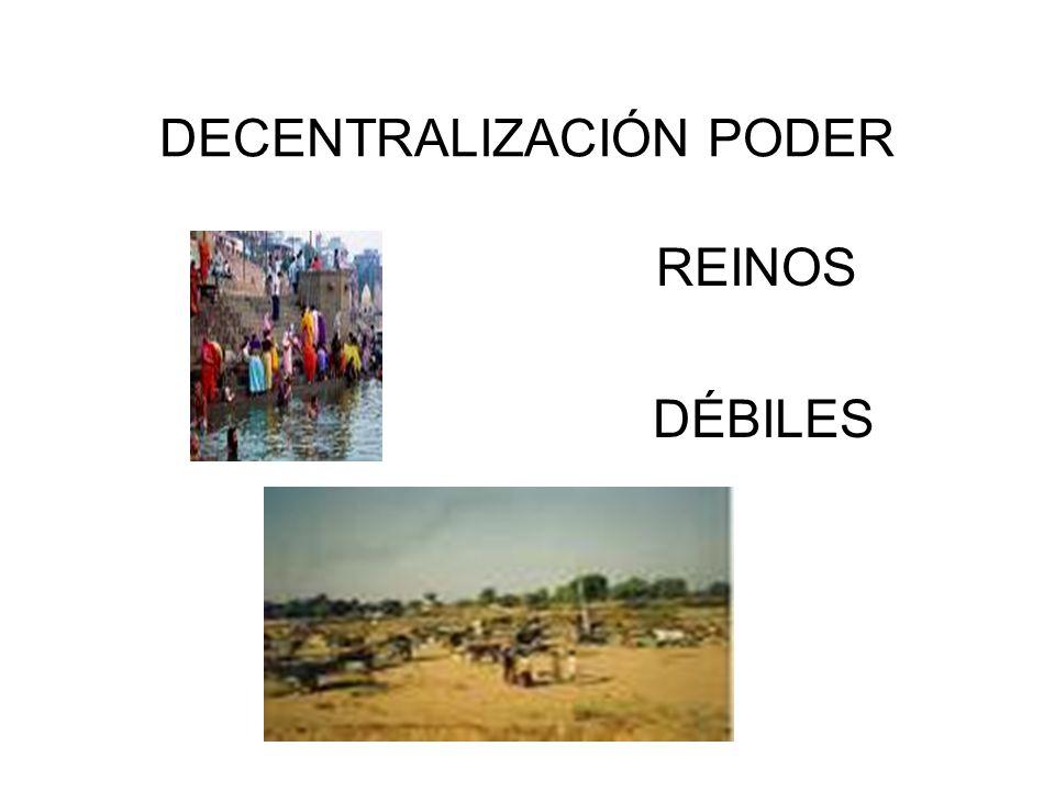 DECENTRALIZACIÓN PODER