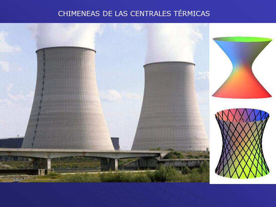 CHIMENEAS DE LAS CENTRALES TÉRMICAS
