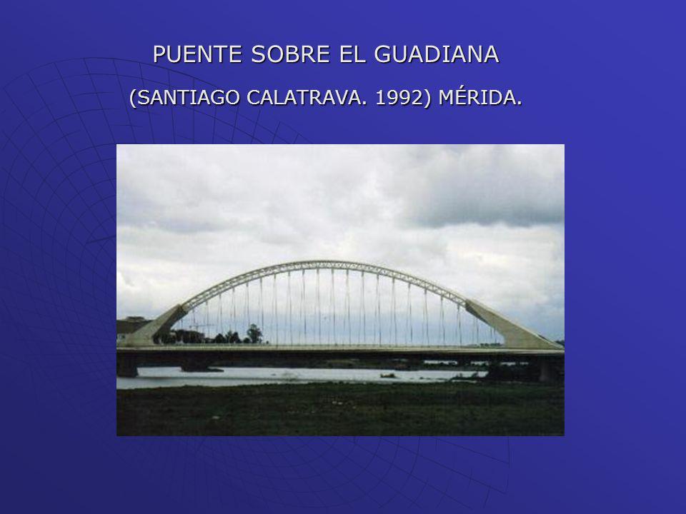 PUENTE SOBRE EL GUADIANA