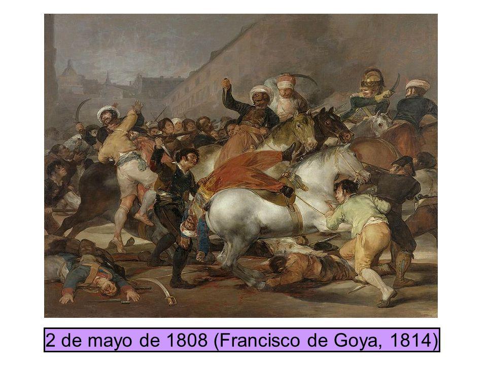2 de mayo de 1808 (Francisco de Goya, 1814)