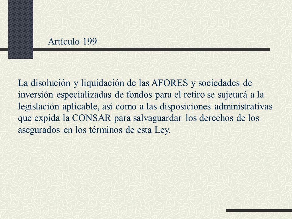 Artículo 199