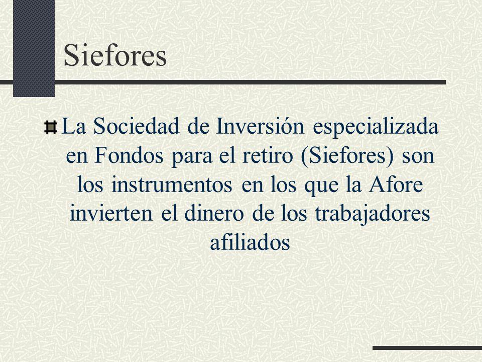 Siefores