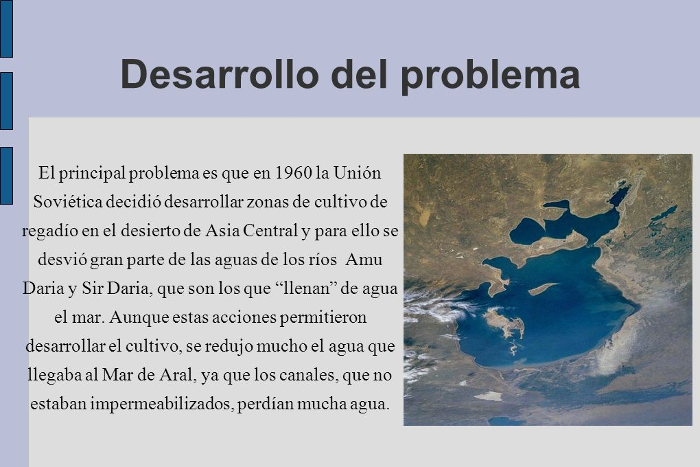 Desarrollo del problema