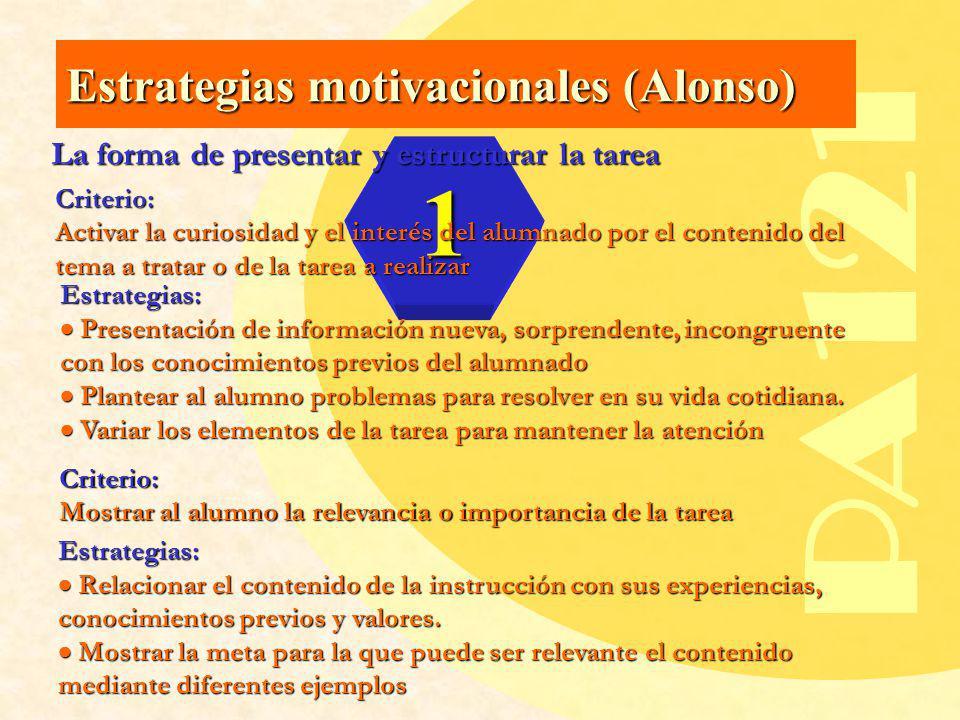 PA121 1 Estrategias motivacionales (Alonso)