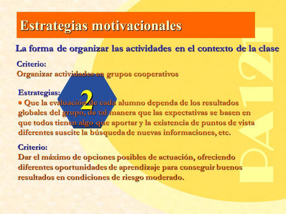 PA121 2 Estrategias motivacionales