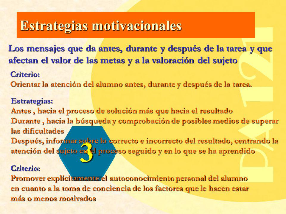 PA121 3 Estrategias motivacionales