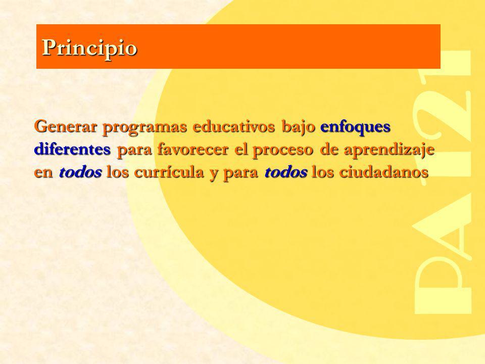 Principio PA121.