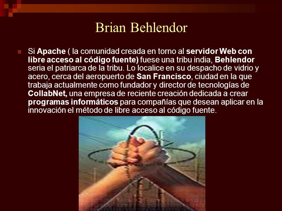 Brian Behlendor
