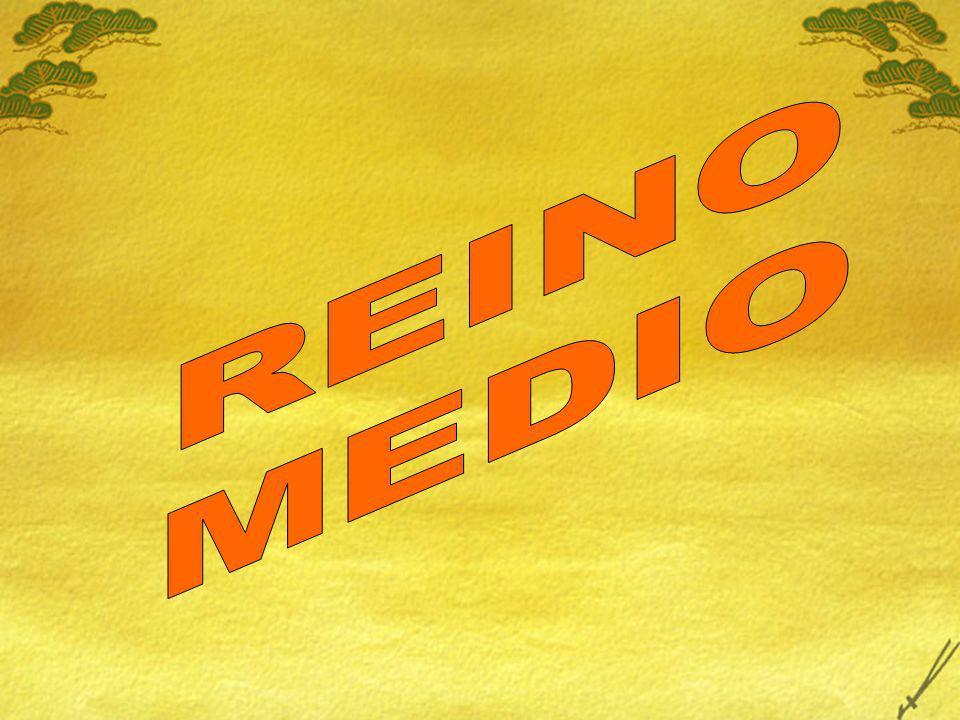 REINO MEDIO