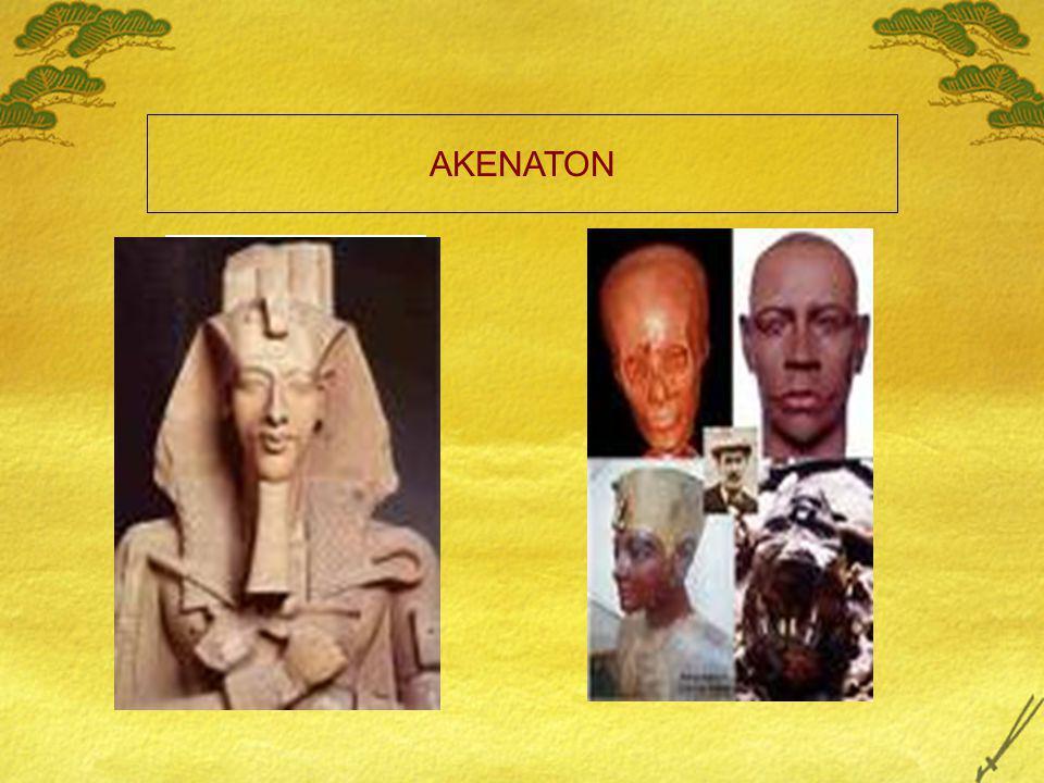 AKENATON NEFERTITI
