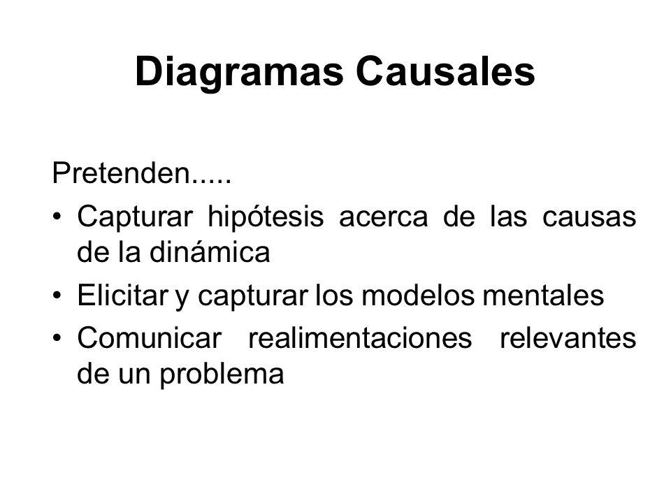 Diagramas Causales Pretenden.....