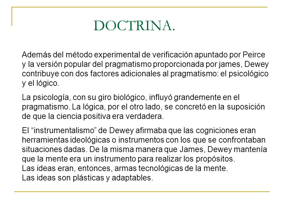 DOCTRINA.