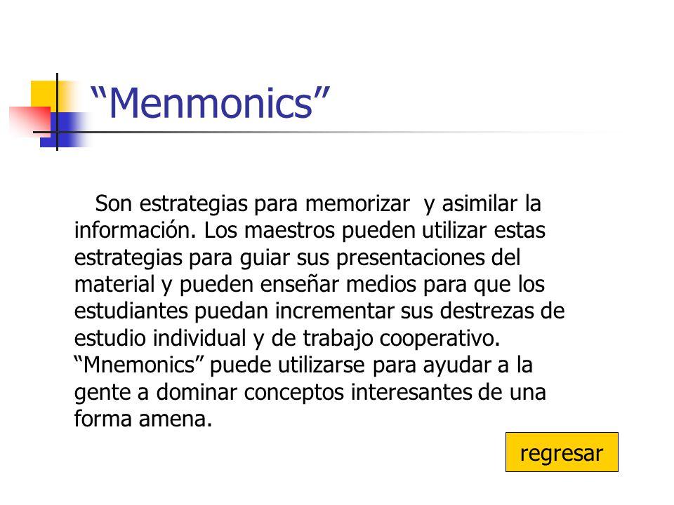 Menmonics