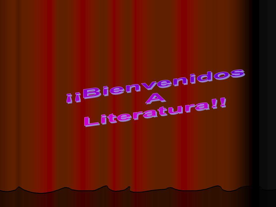 ¡¡Bienvenidos A Literatura!!