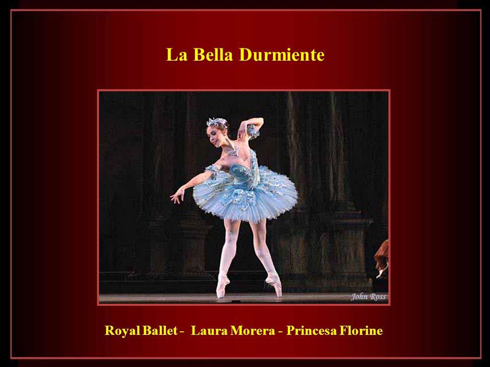 La Bella Durmiente Royal Ballet - Laura Morera - Princesa Florine