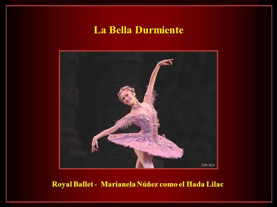 La Bella Durmiente Royal Ballet - Marianela Núñez como el Hada Lilac