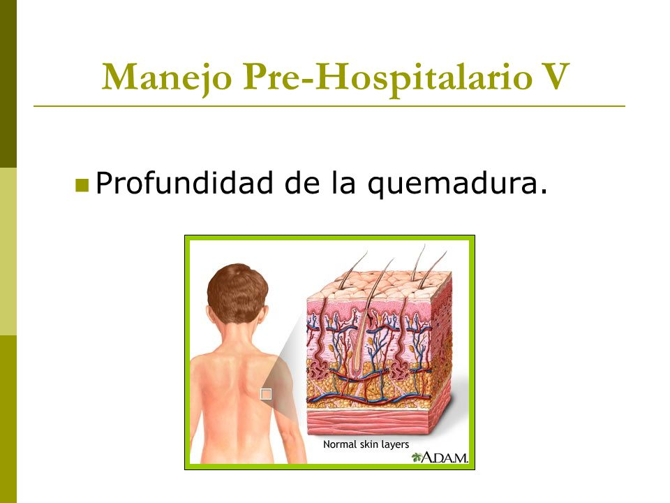 Manejo Pre-Hospitalario V