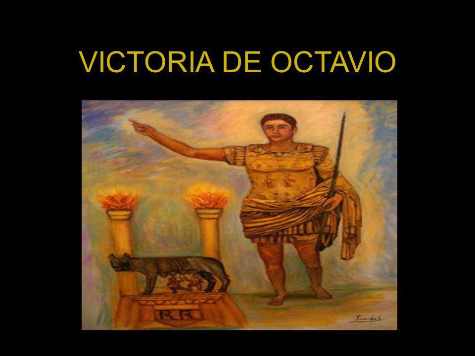 VICTORIA DE OCTAVIO