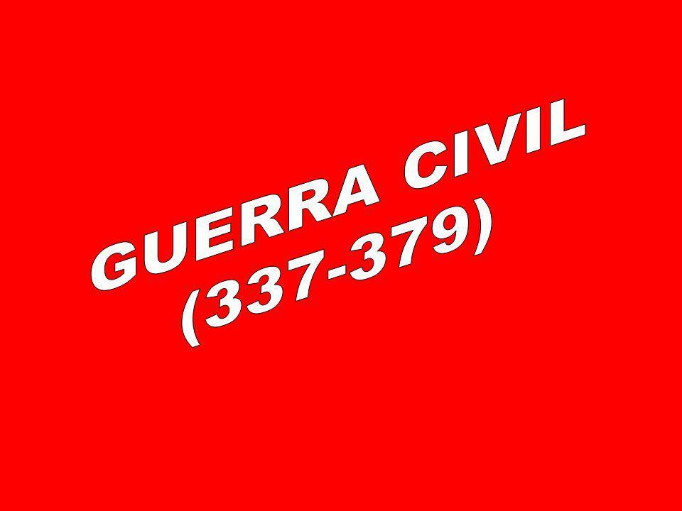 GUERRA CIVIL (337-379)