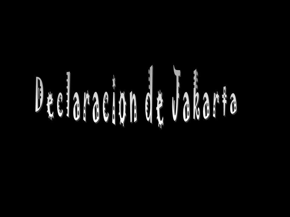 Declaracion de Jakarta