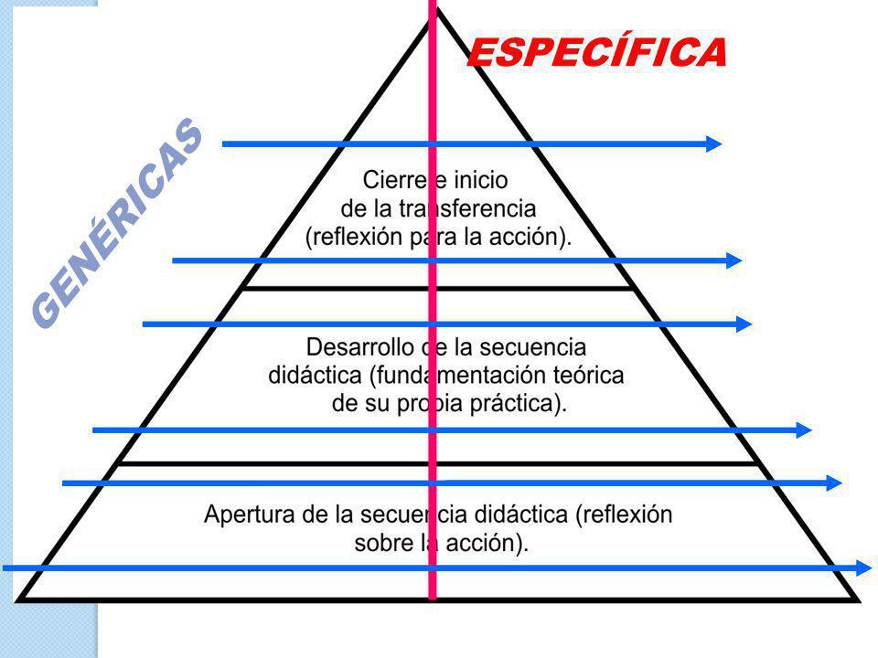 ESPECÍFICA GENÉRICAS 11 11