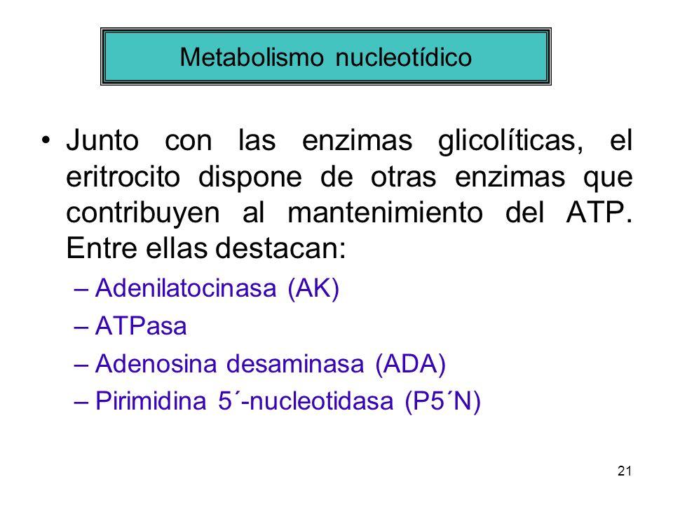 Metabolismo nucleotídico